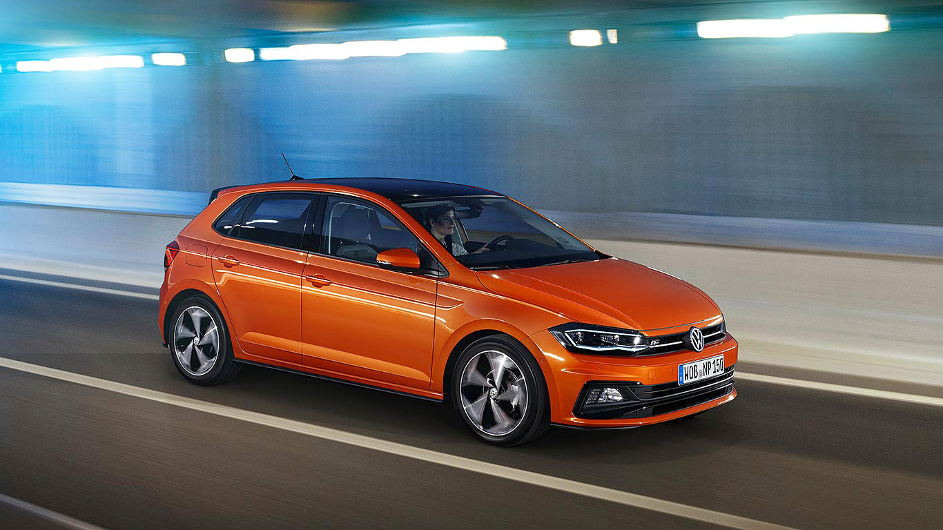 mint crisp sharp new 2017 volkswagen polo revealed motoring research. Black Bedroom Furniture Sets. Home Design Ideas