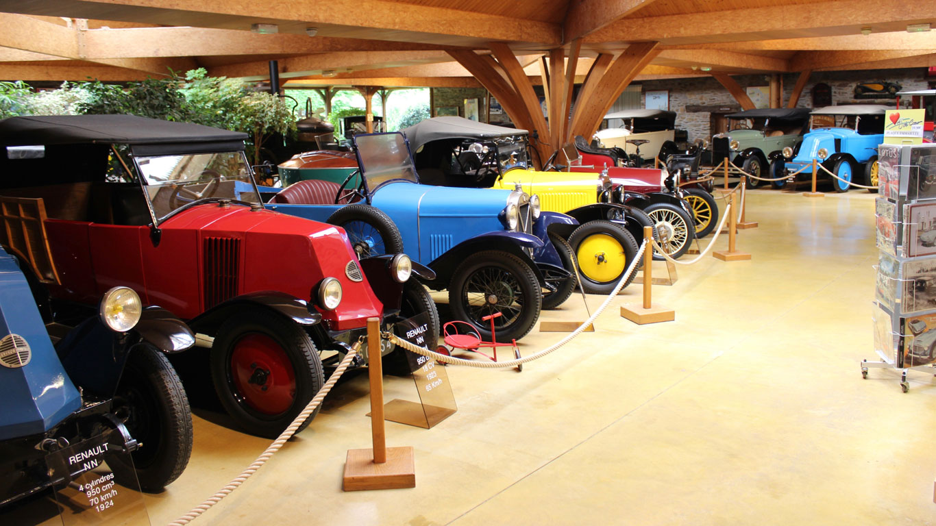 Le Manoir de L'Automobile