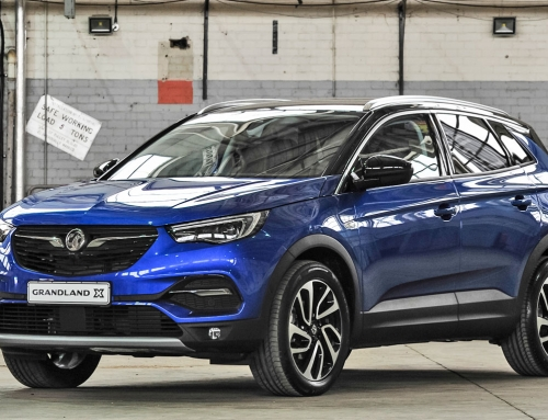 Vauxhall Grandland X revealed ahead of Frankfurt debut