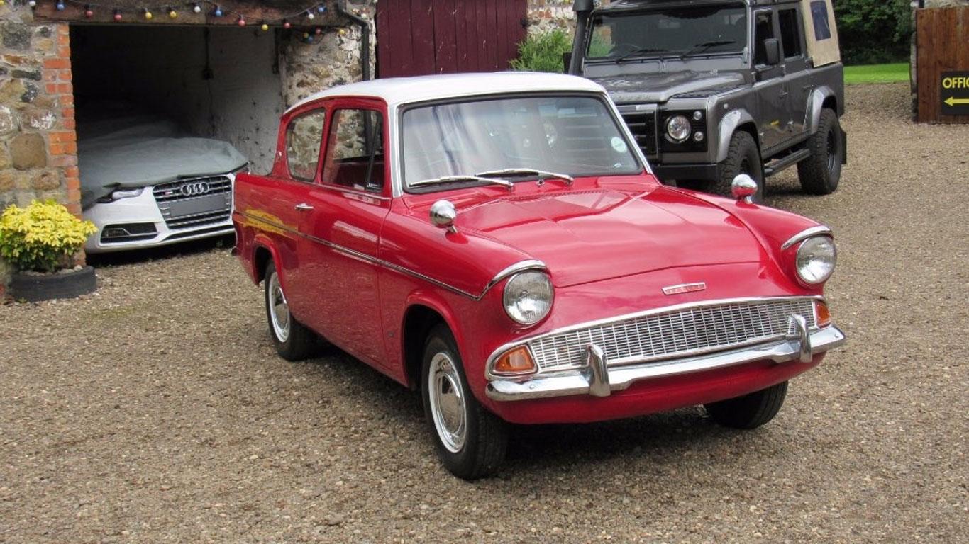 Ford Anglia: £13,250