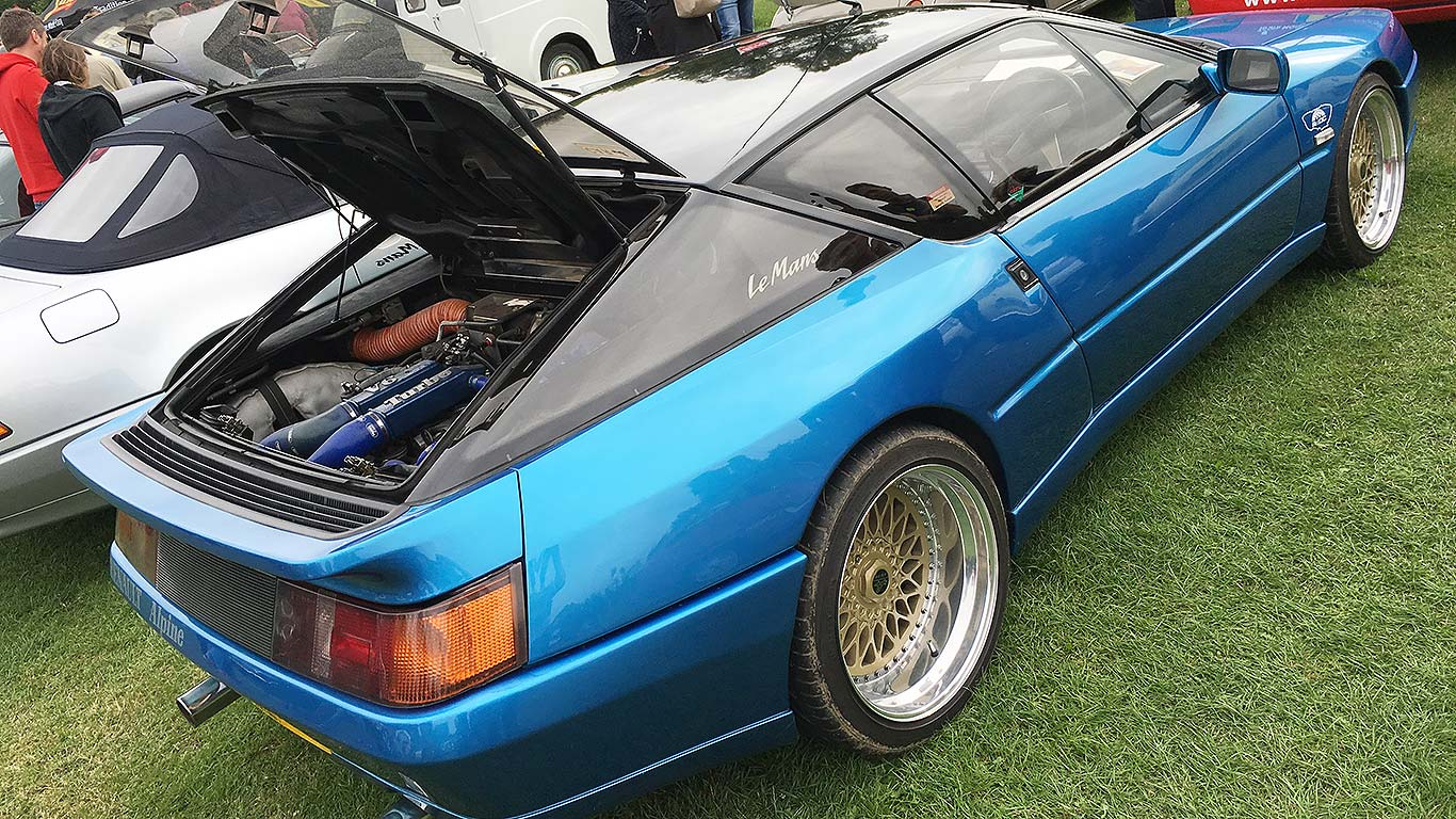 6 cars we'd like to take home from Classics on the Common