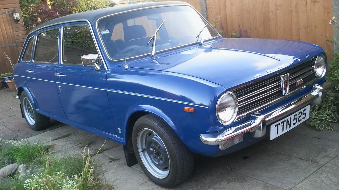 Austin Maxi: £5,000