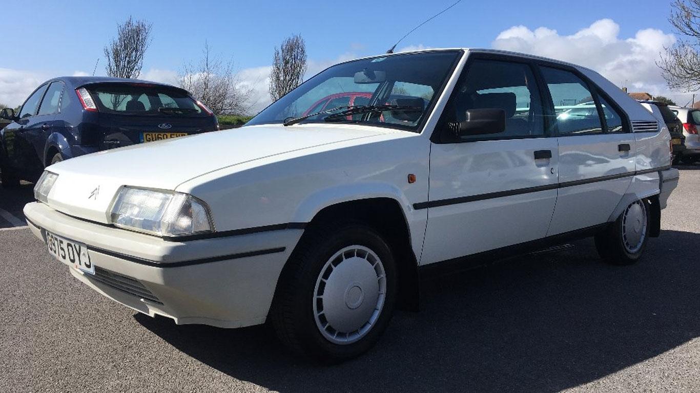 Citroen BX TGE: £2,995