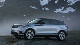New Range Rover Velar first drive