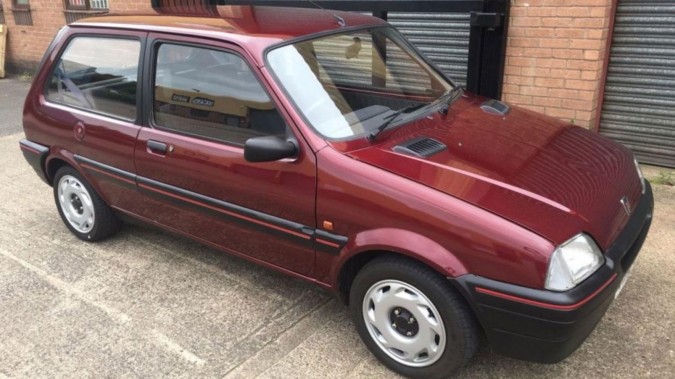 Rover Metro GTa: £2,795