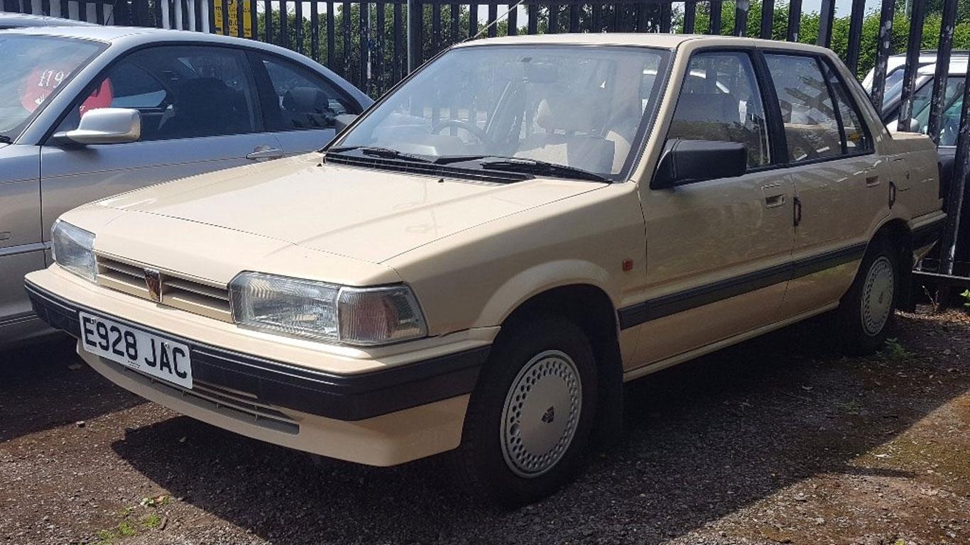 Rover 213: £1,950