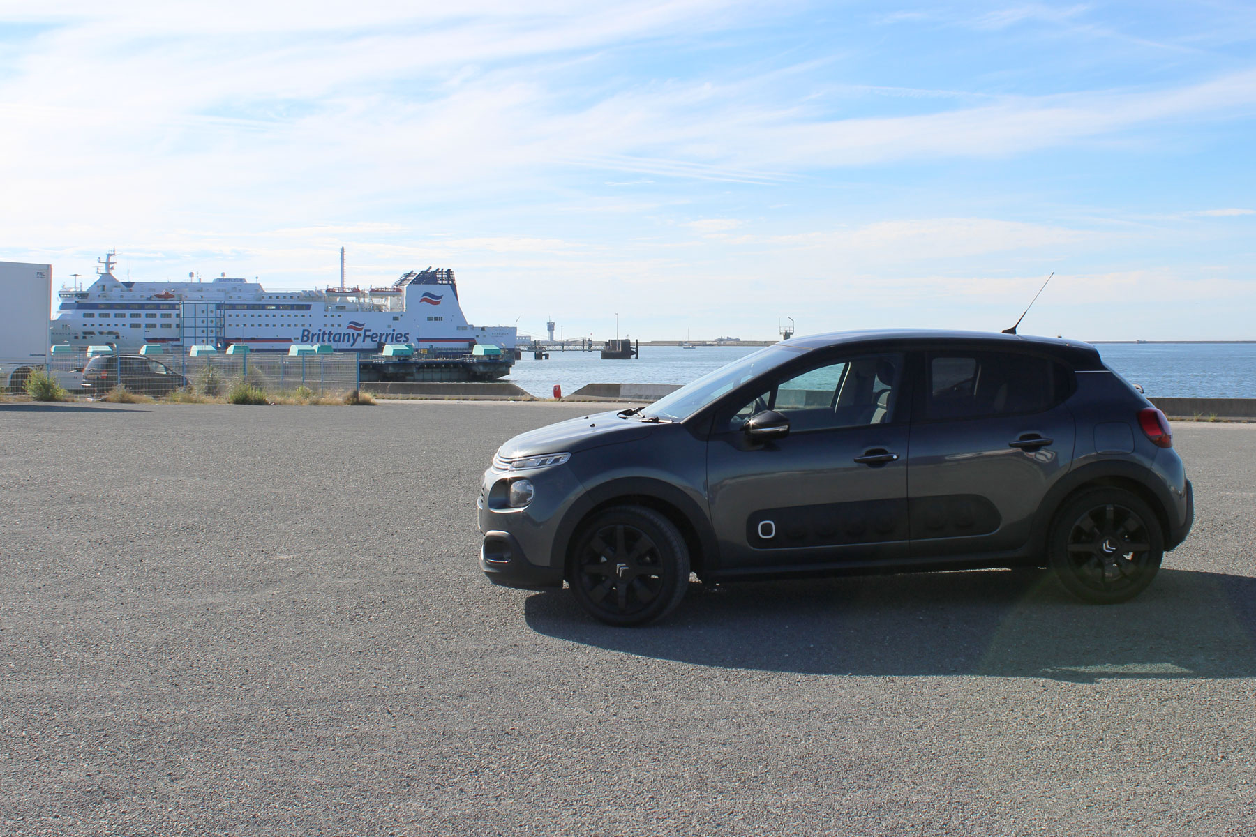 Citroen C3 Brittany Ferries