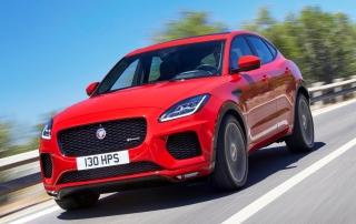 New 2018 Jaguar E-Pace