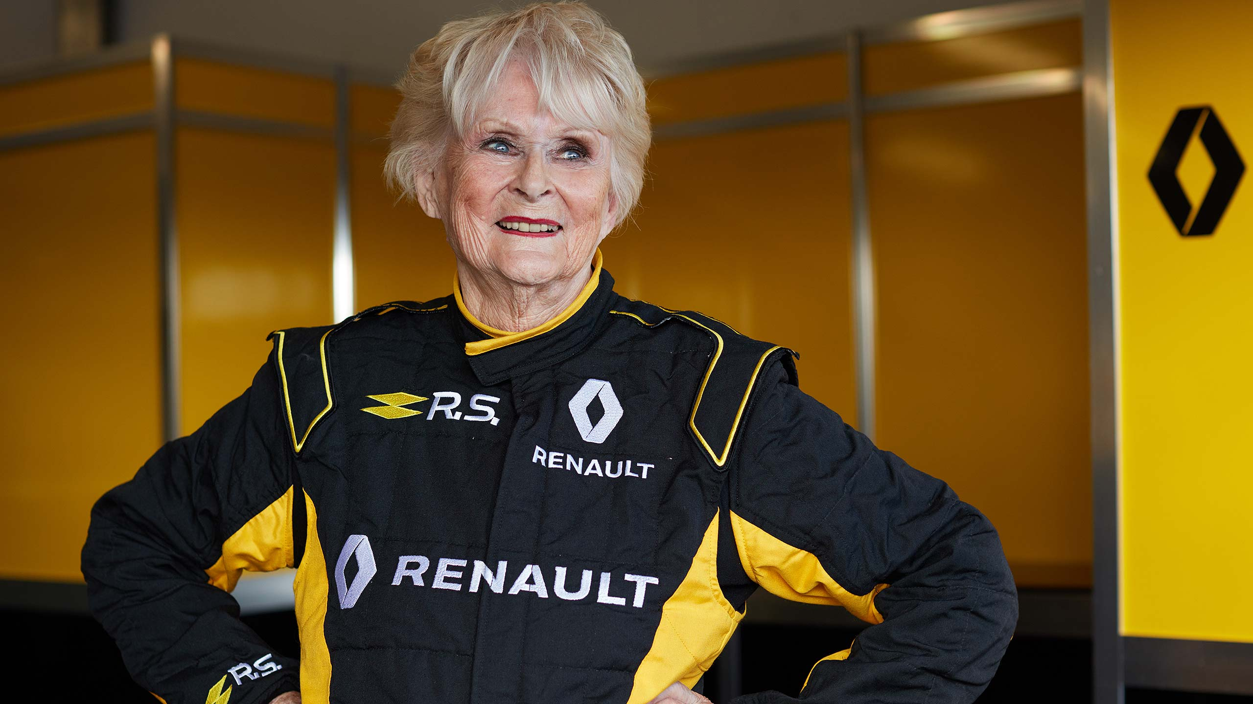 Renault Sport F1 Rosemary Smith