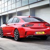 Vauxhall announces return of GSi badge... on an Insignia