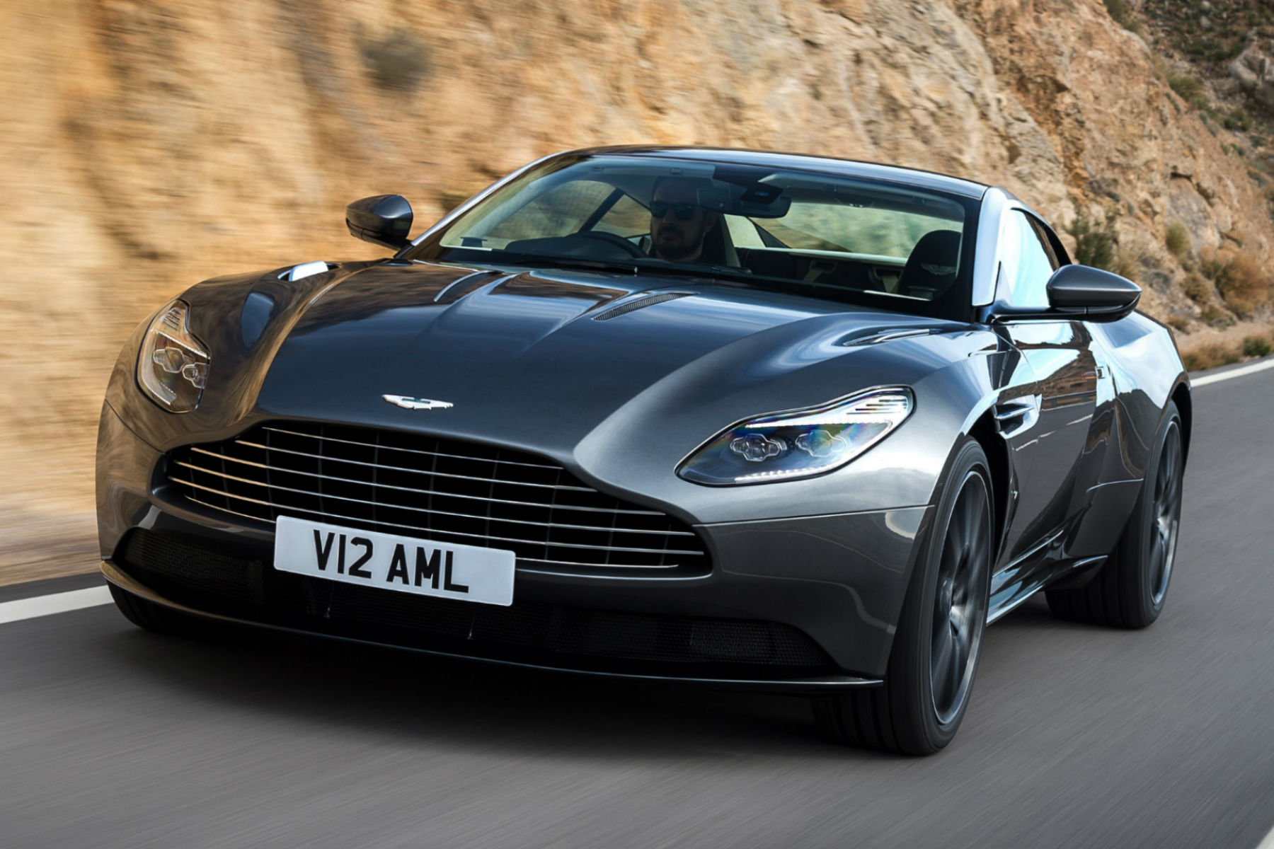 man steals aston martin db11 from factory after night out | motoring