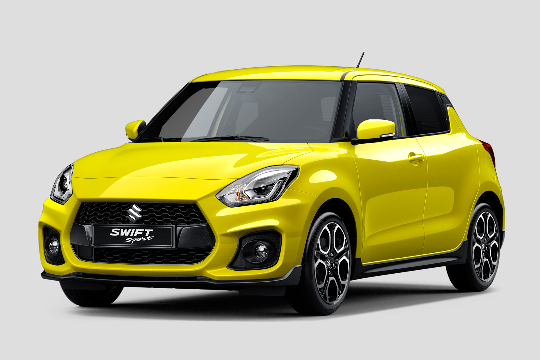 Confirmed: Suzuki Swift Sport will be revealed at Frankfurt