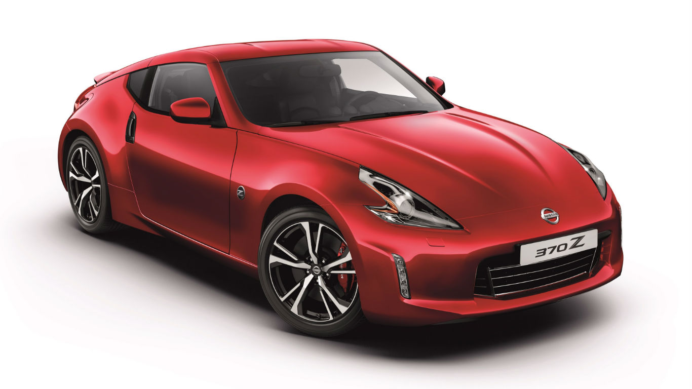 Nissan 370Z updated for 2018 (but you'll have to look closely)