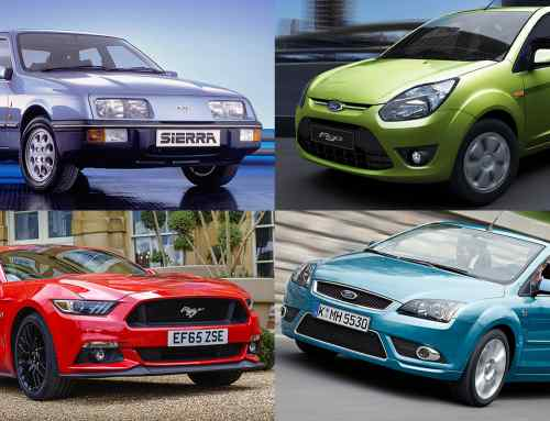 In pictures: the most controversial Fords ever