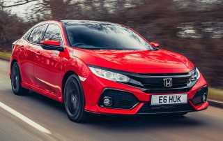 Honda Civic 1.5 Prestige auto road test