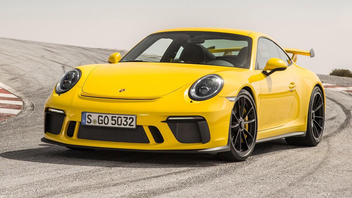 1st - Porsche
