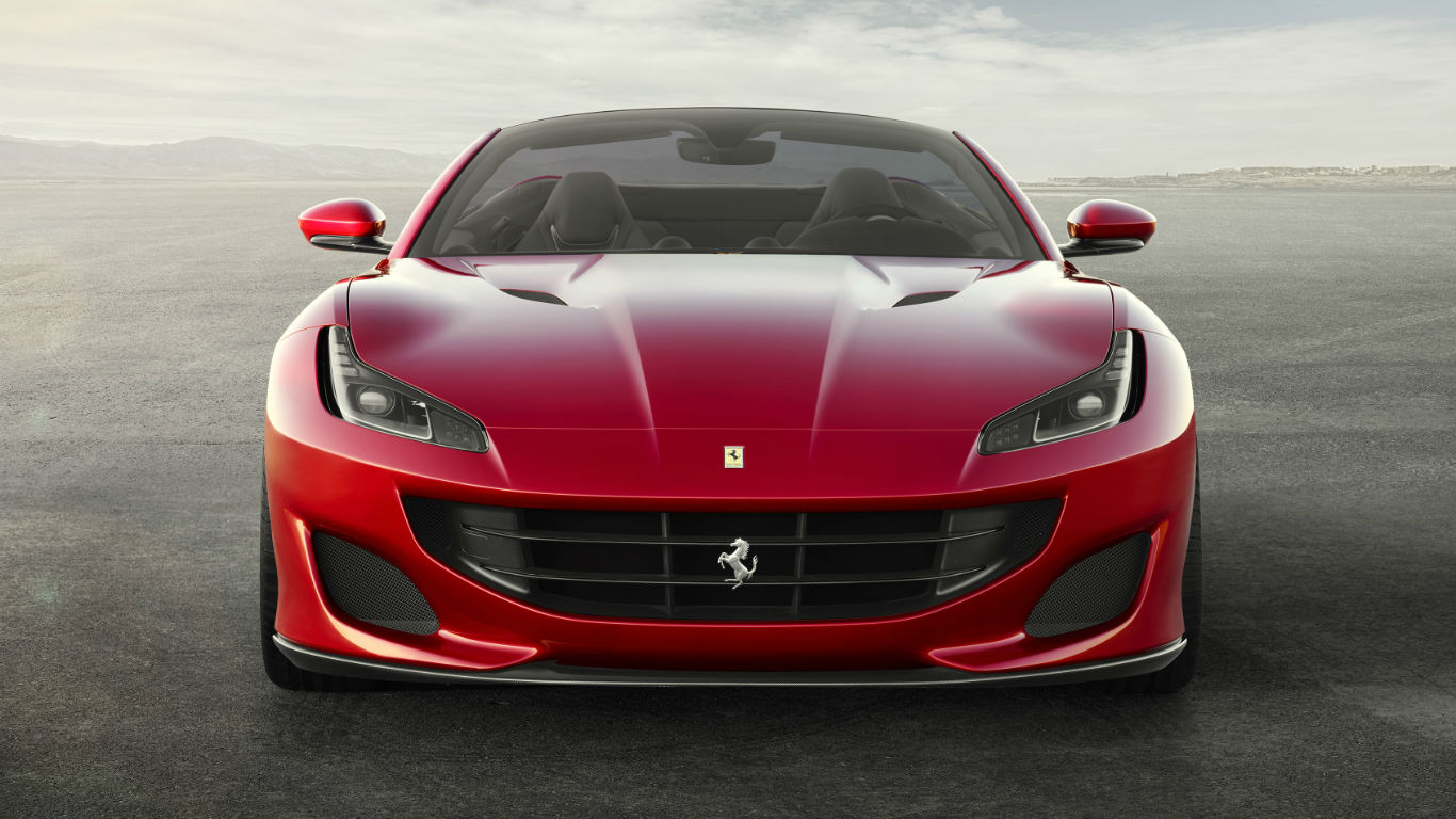 Revealed: 2018 Ferrari Portofino replaces California T