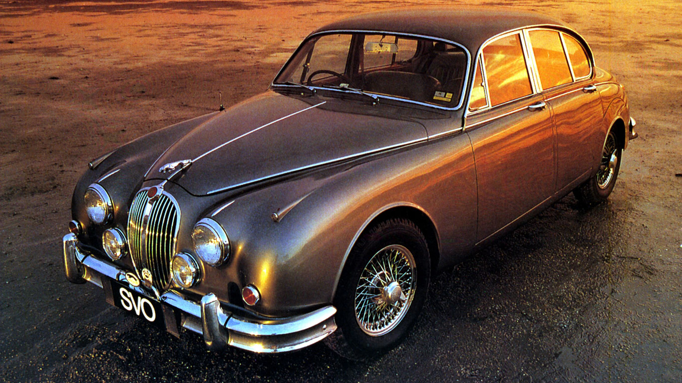 1959: Jaguar Mk2