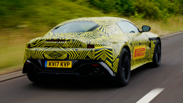 2018 Aston Martin Vantage: the James Bond car you will soon be able to buy