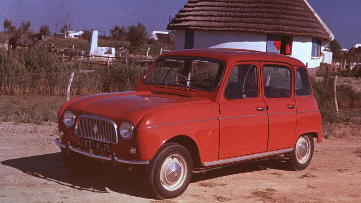 1962: Renault 4