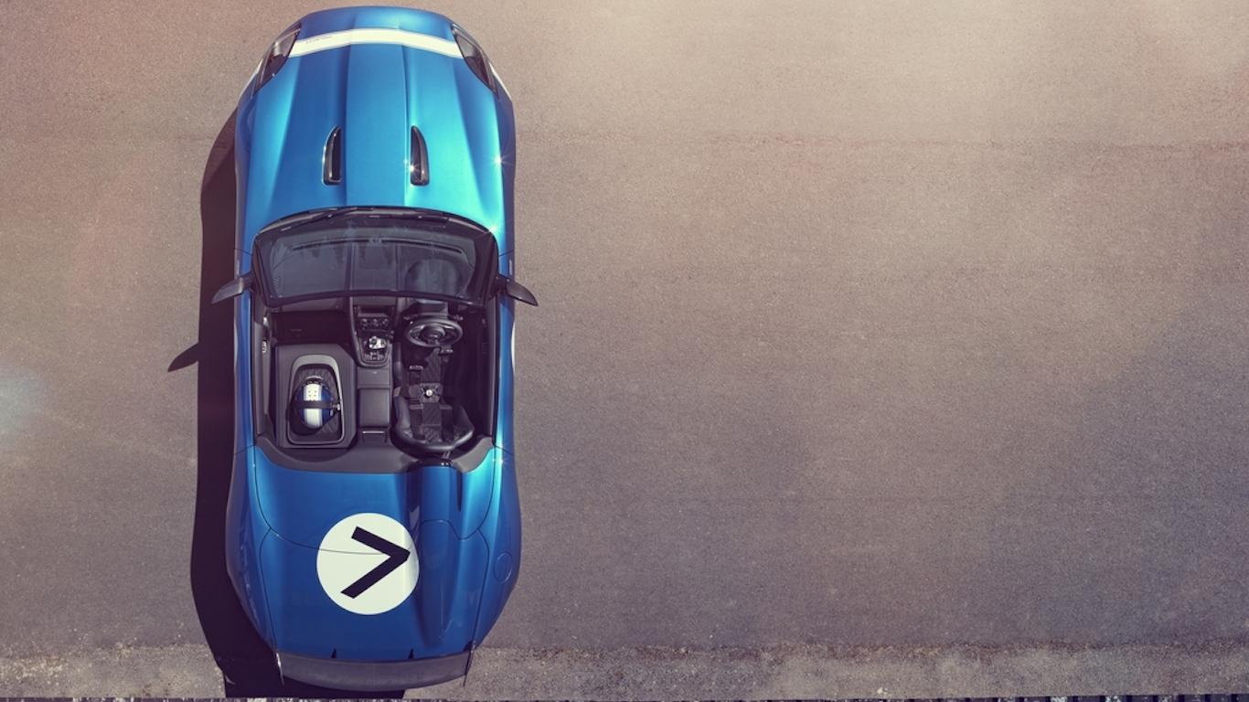 7. Jaguar - @jaguar - 5.0m
