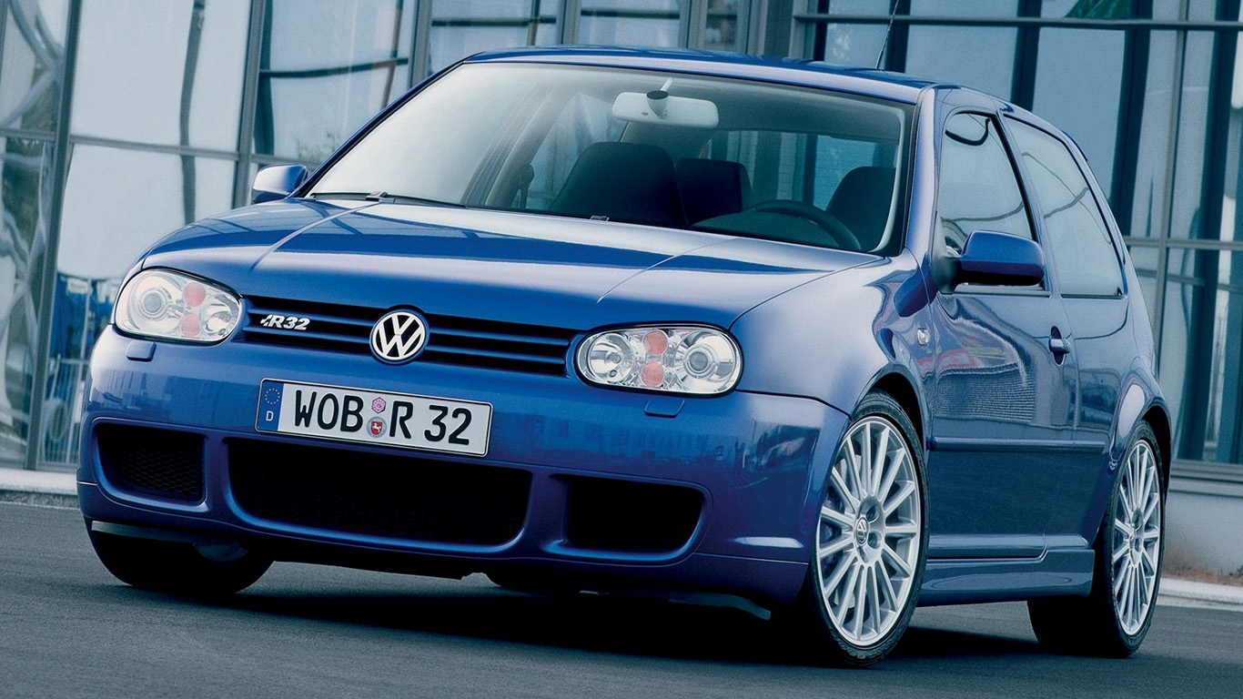 Go-faster stripes: a history of hot Volkswagens