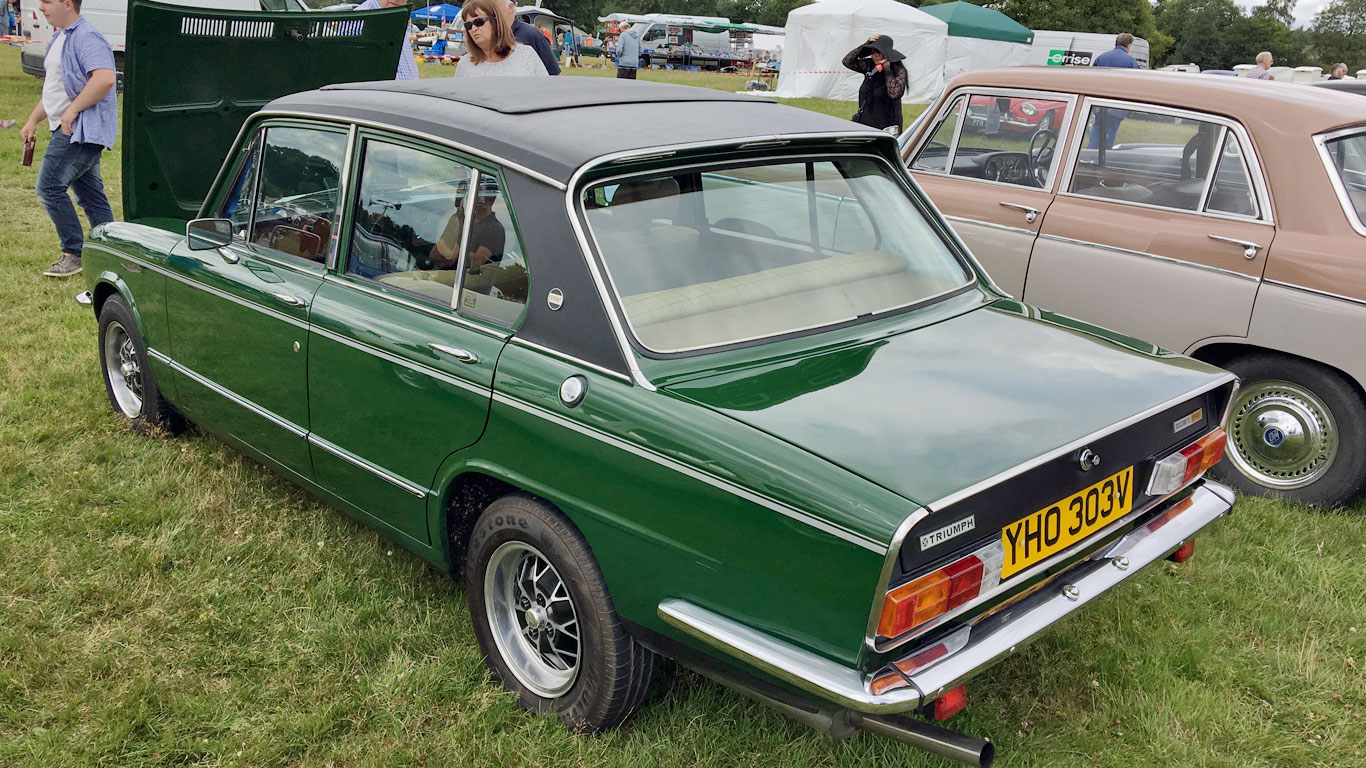 Opinion: Why the world's best car show is full of forgotten British bangers