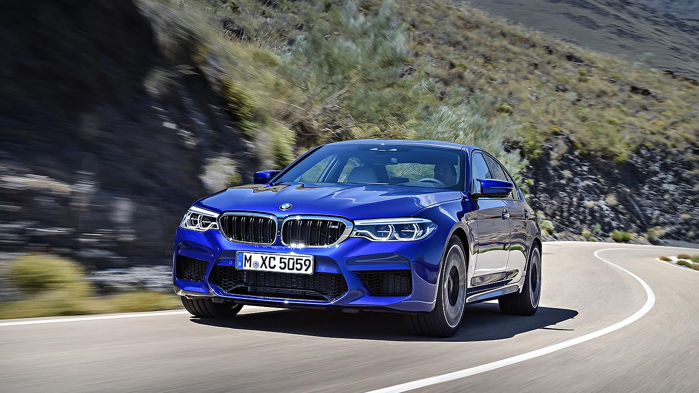 New 2018 Bmw M5 Priced From 163 89 640 Motoring Research