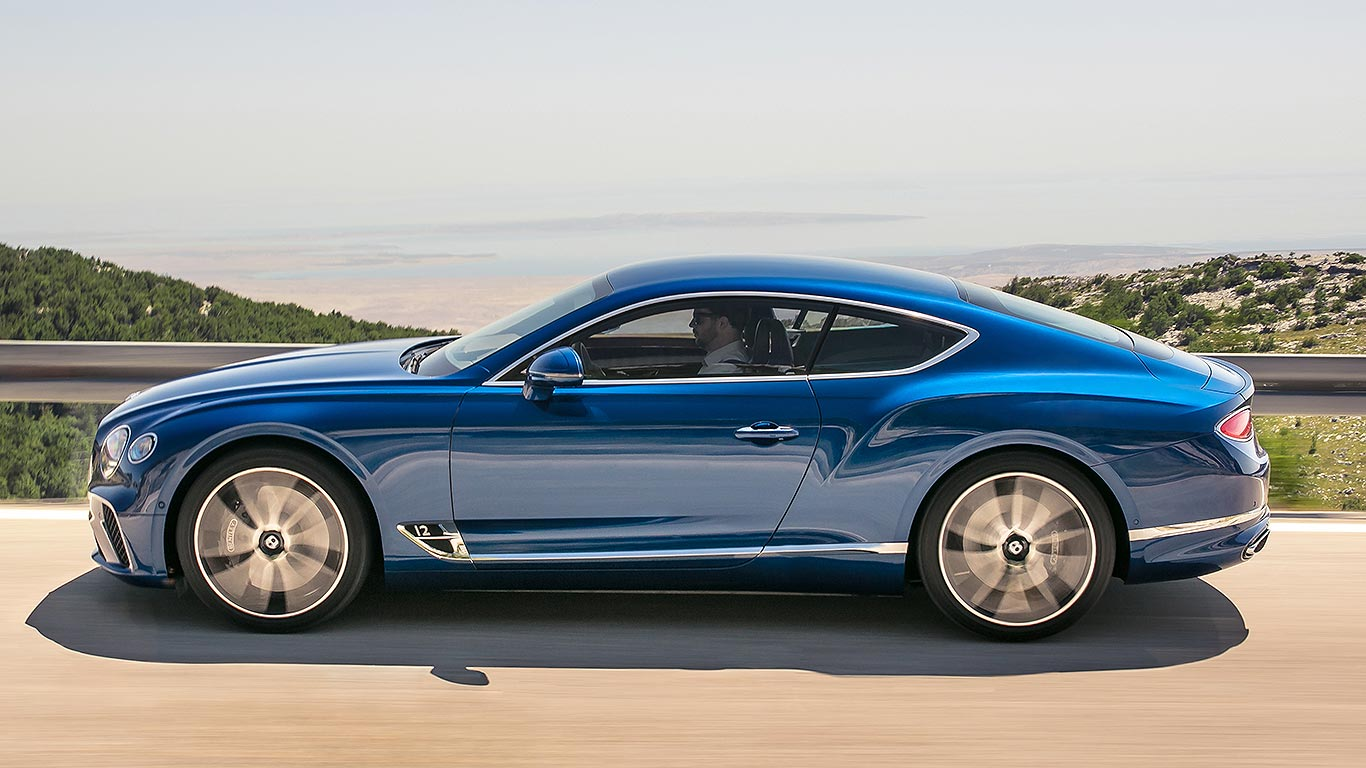 This Is The All New 626 Hp Bentley Continental Gt Page 2