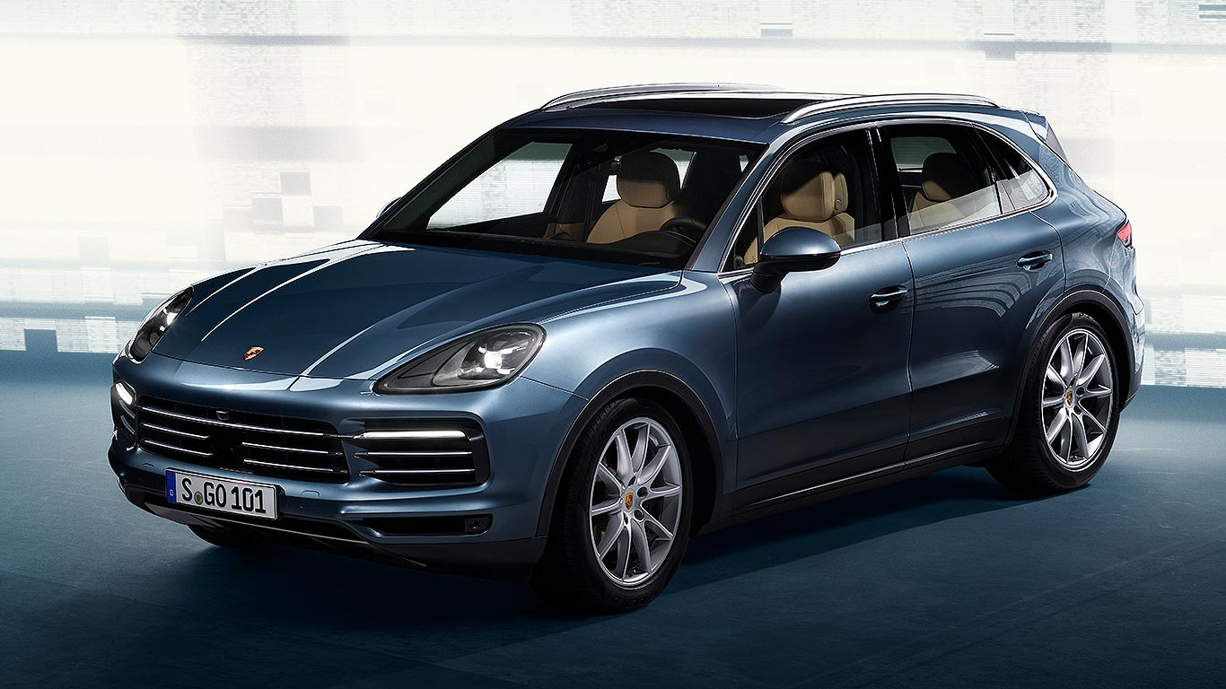 2018 Porsche Cayenne Revealed More Like A 911 Suv Than