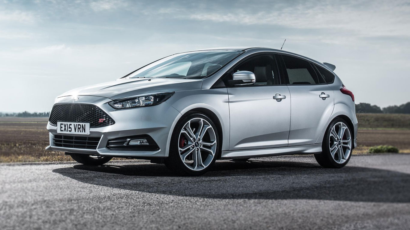 Best-selling cars in July 2017