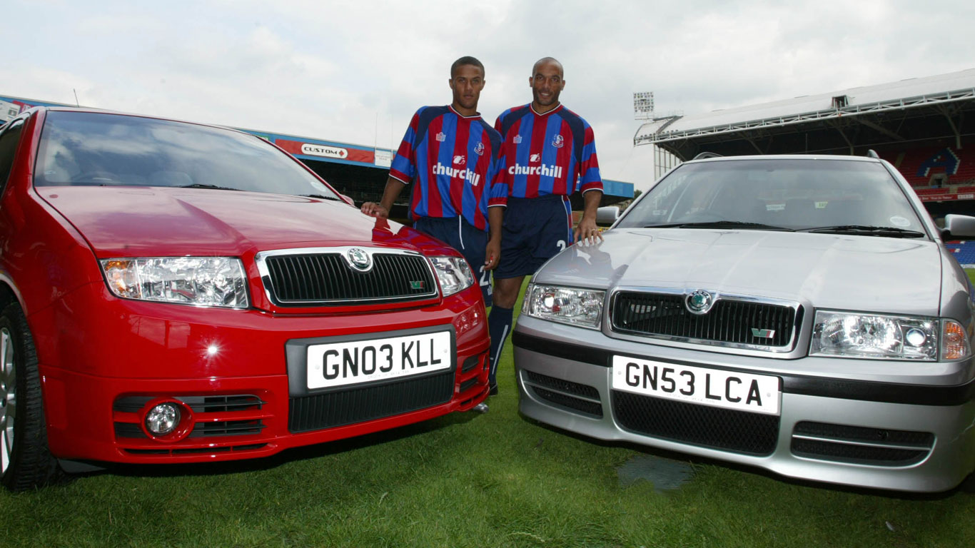 Skoda and the Football League