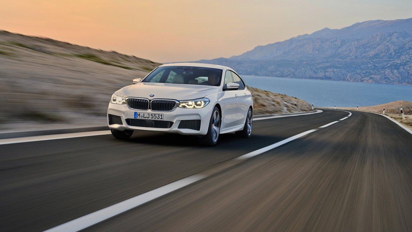 1. BMW - @bmw - 12.9m