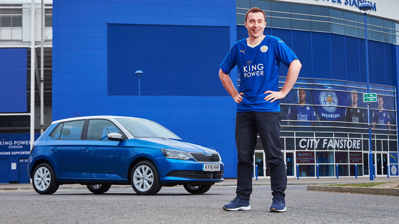 Skoda and Leicester City