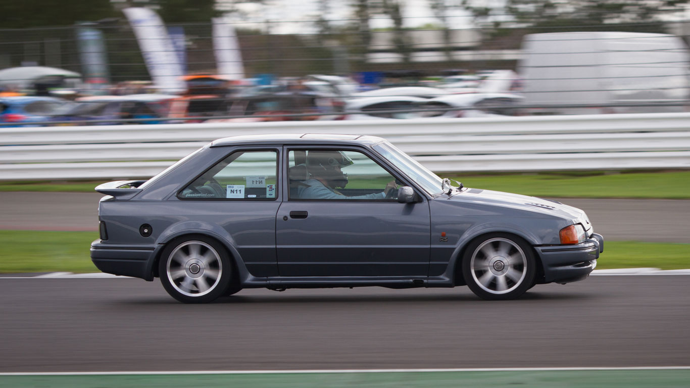 In pictures: the festival of fast Fords