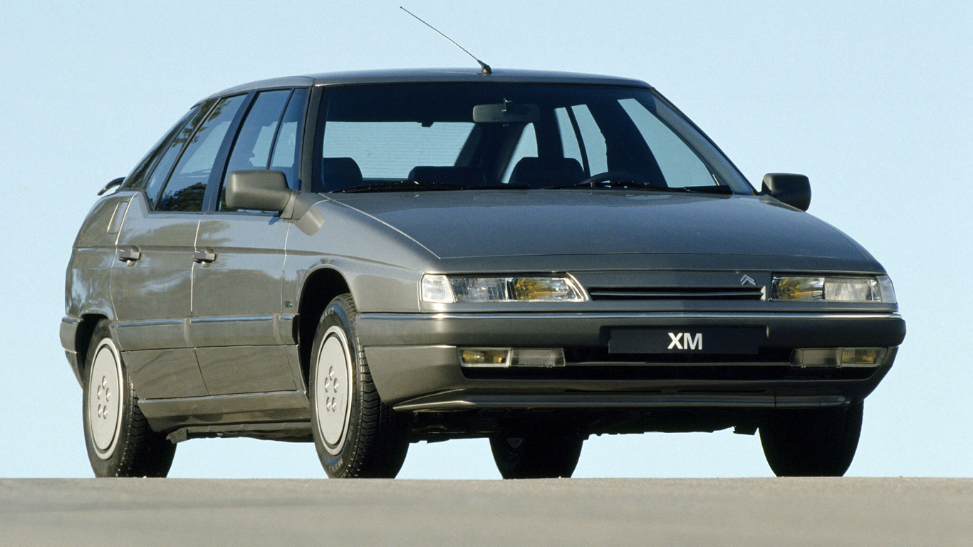 1989: Citroen XM