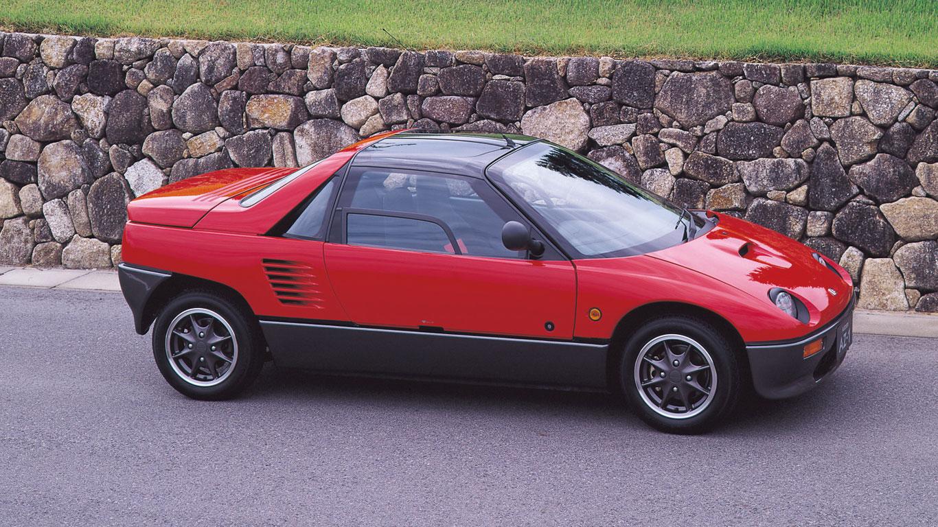 1992: Autozam AZ-1