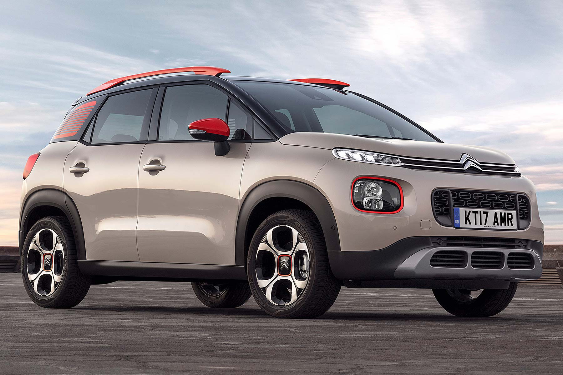 new citroen c3 aircross to undercut nissan juke motoring research. Black Bedroom Furniture Sets. Home Design Ideas