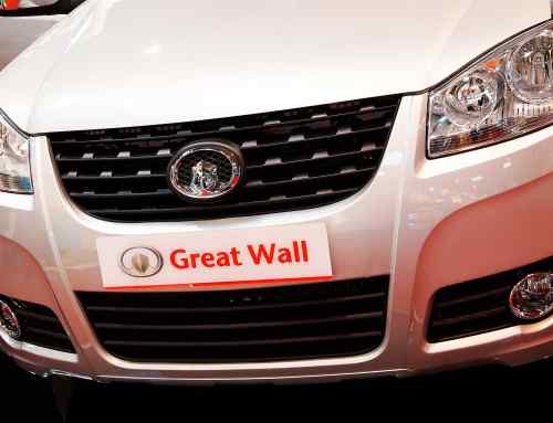 Chinese car brand Great Wall wants to buy Fiat Chrysler