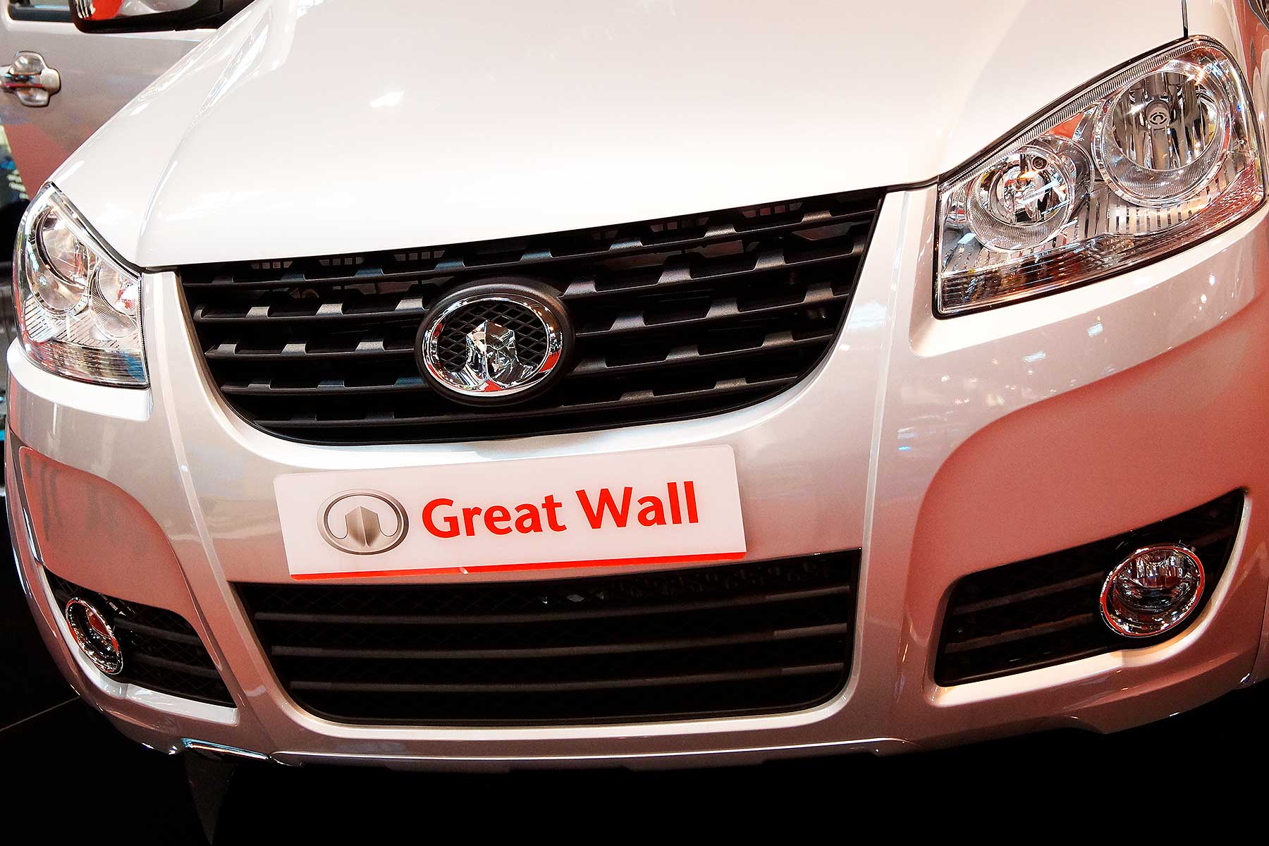 Chinese Car Brand Great Wall Wants To Fiat Chrysler