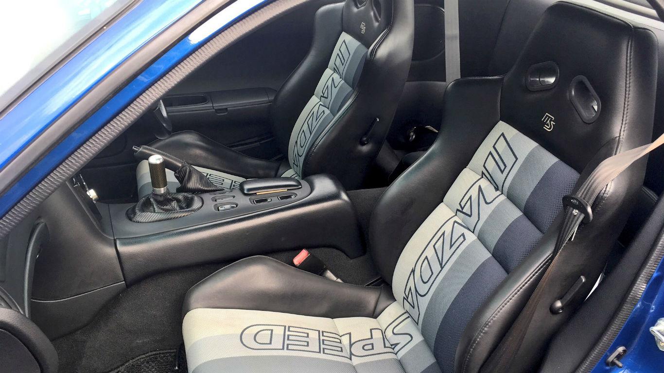 Mazda sports car legends