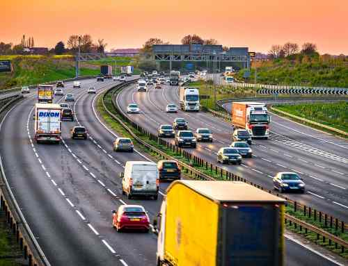 M1 motorway to get orange emergency areas