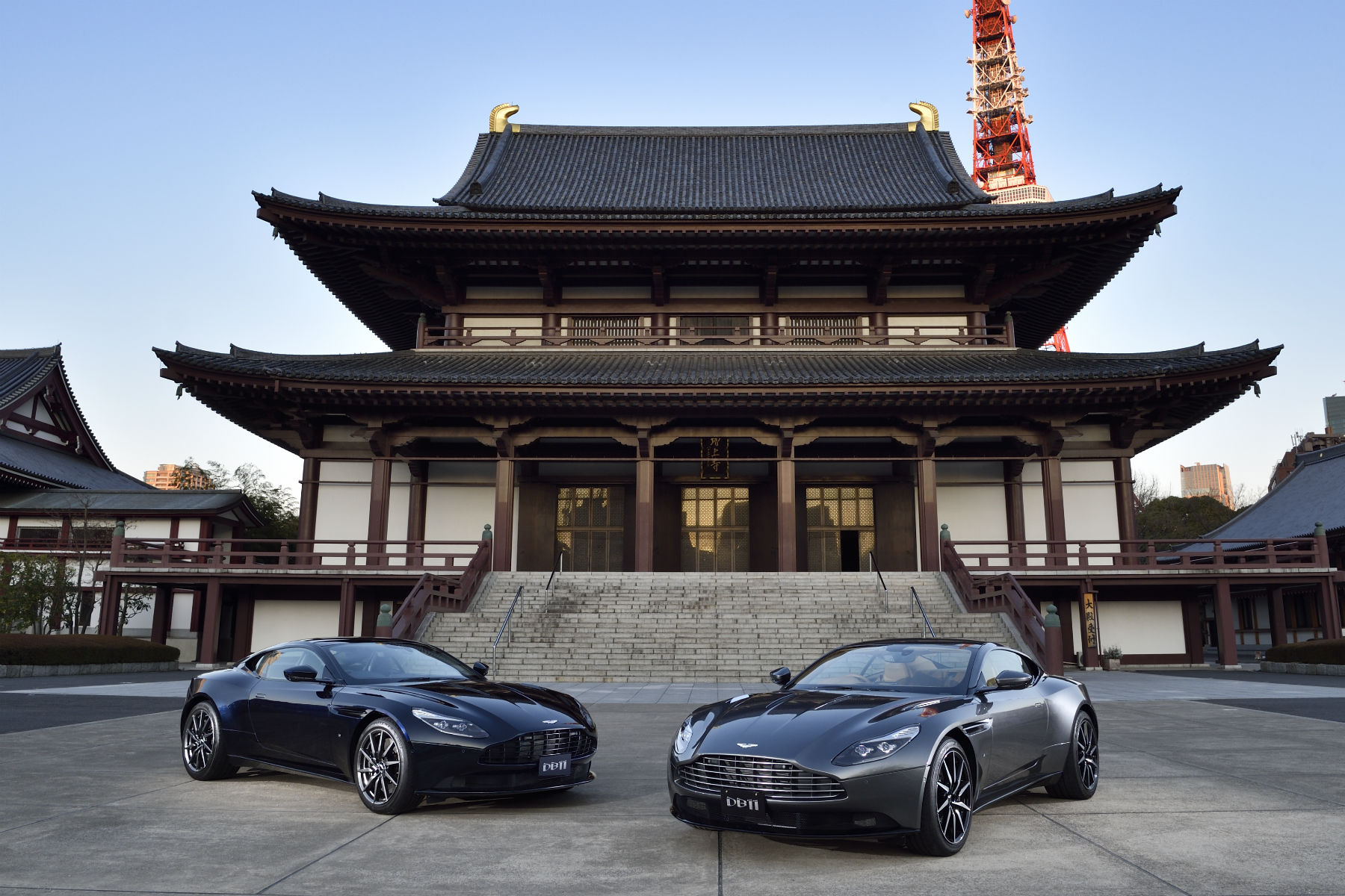 aston martin agrees £500m trade deal with japan