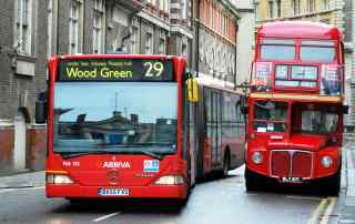 Bendy buses could be returning to London's roads