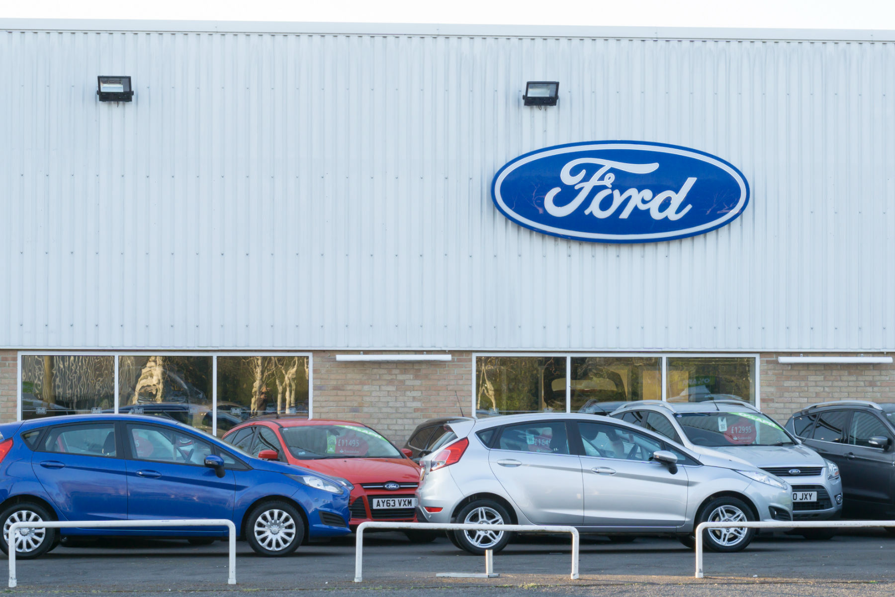 Ford scrappage scheme doesn't cut the clean air mustard | the.