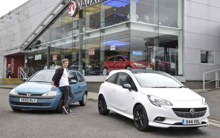 Scrappage deals on cars