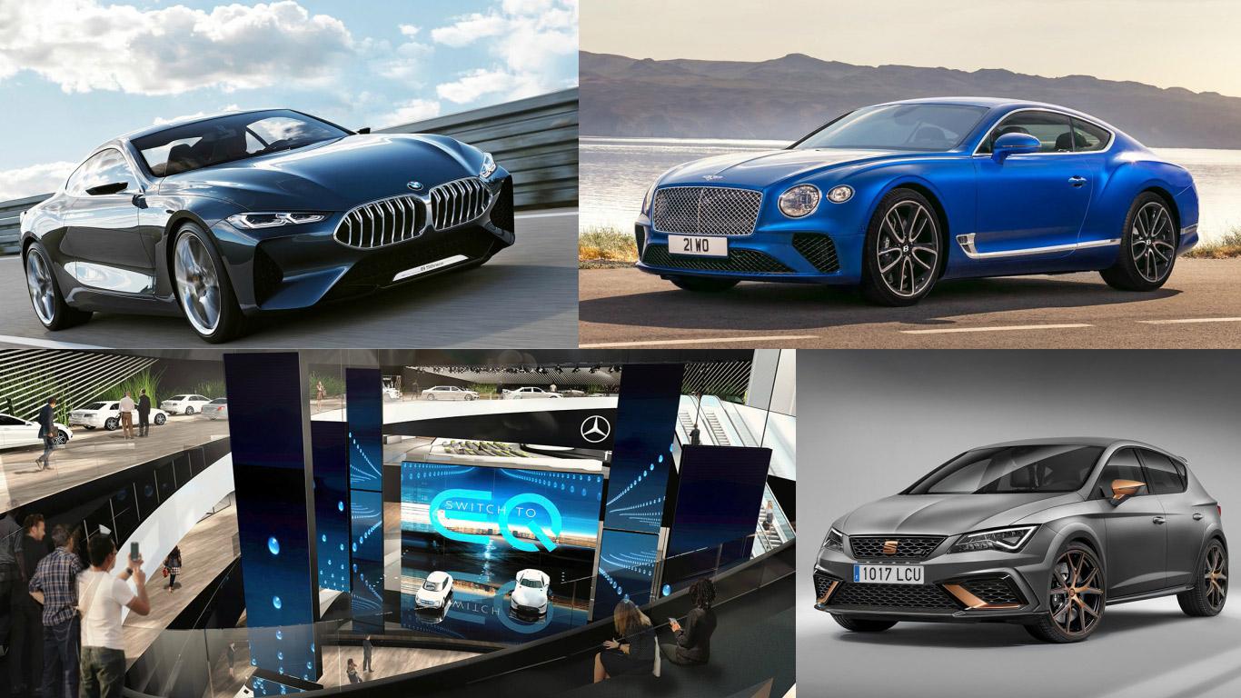 Frankfurt Motor Show 2017 Preview