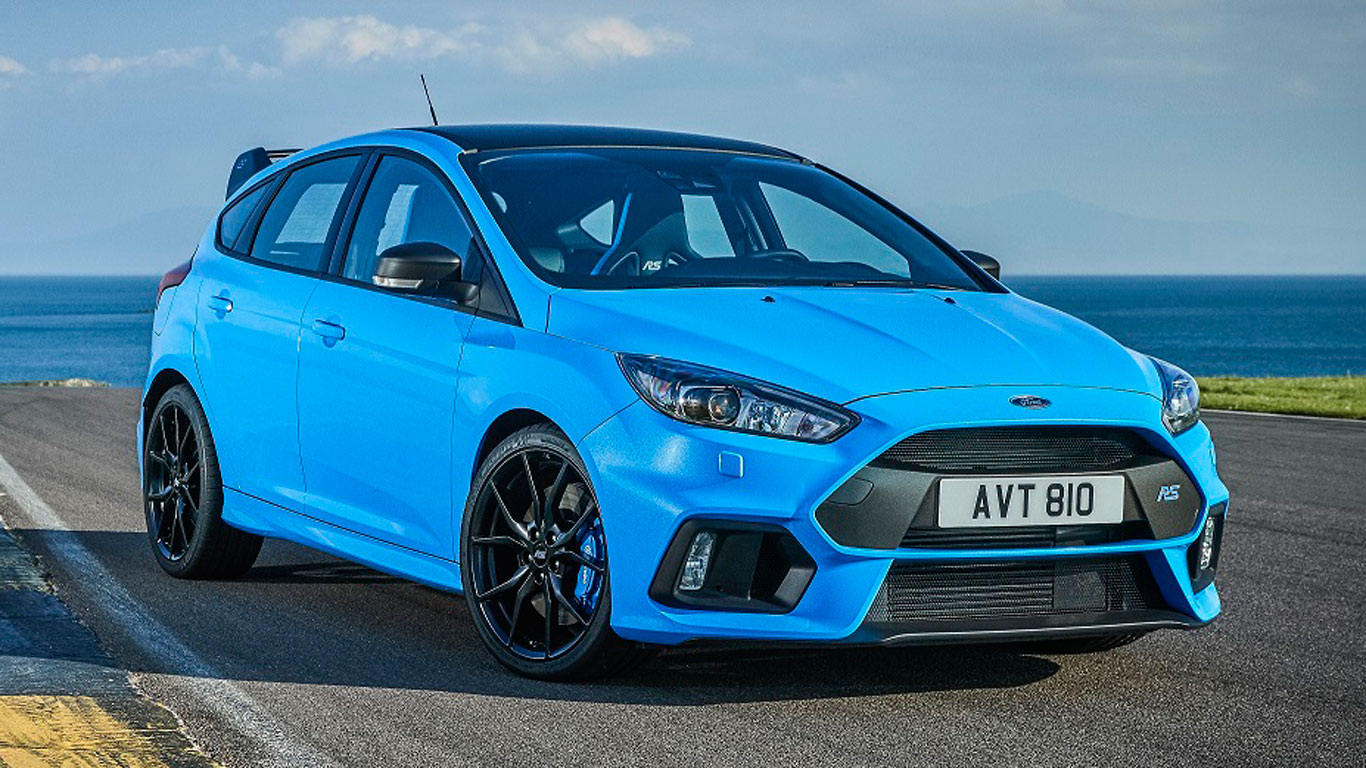 Ford Focus Rs Desperate To Fix