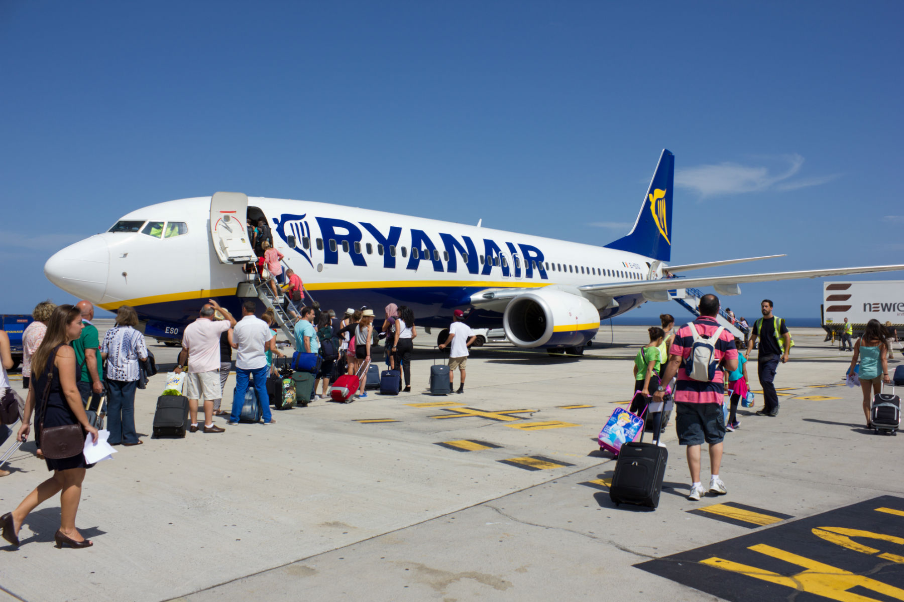 How to drive home if your Ryanair flight is cancelled