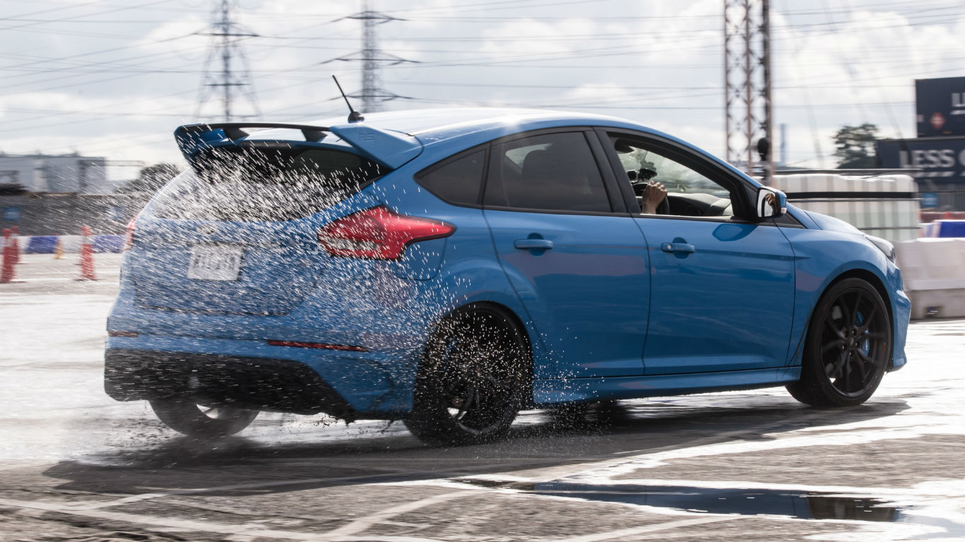 Ford Go Faster event